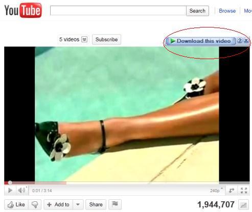 cara download youtube menggunakan IDM