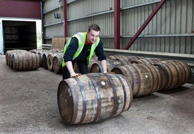 Cara Pembuatan Whisky
