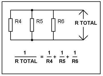 rangkaian resistor paralel