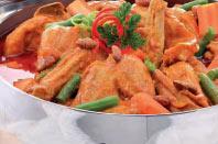 Kari Ayam Sayuran