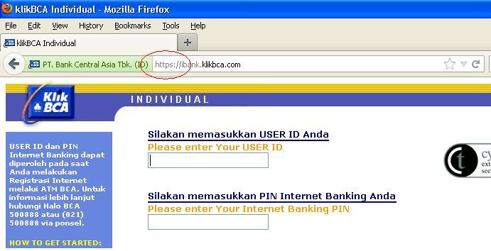 penggunaan HTTPS pada web