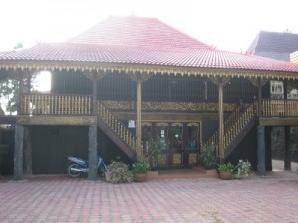 Bentuk Rumah Adat Palembang
