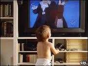 Hati-hati jika anak kecanduan TV