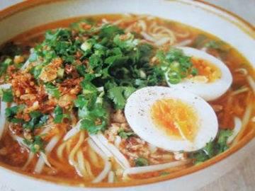 Resep Mie Kuah Ebi Ayam