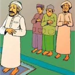 Doa Niat Shalat Tarawih