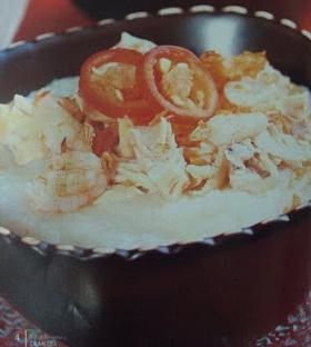 cara membuat bubur kanji rumba aceh