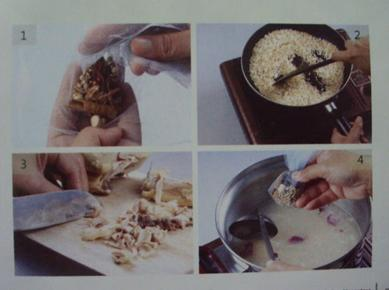 resep bubur kanji rumba aceh