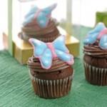 cupcake coklat kacang