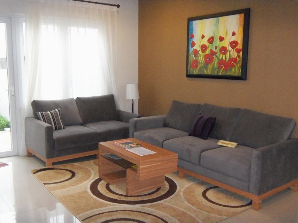 Desain Ruang Tamu Berkonsep Minimalis