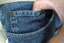 Sejarah Adanya Saku Kecil Pada Celana Jeans