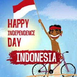 dp bbm - happy independence day indonesia