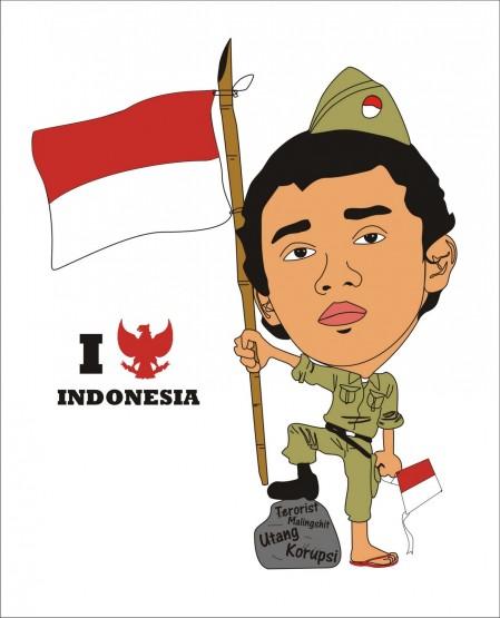 dp bbm - pejuang i love indonesia