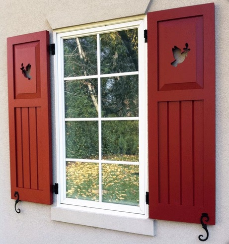 contoh desain jendela modern